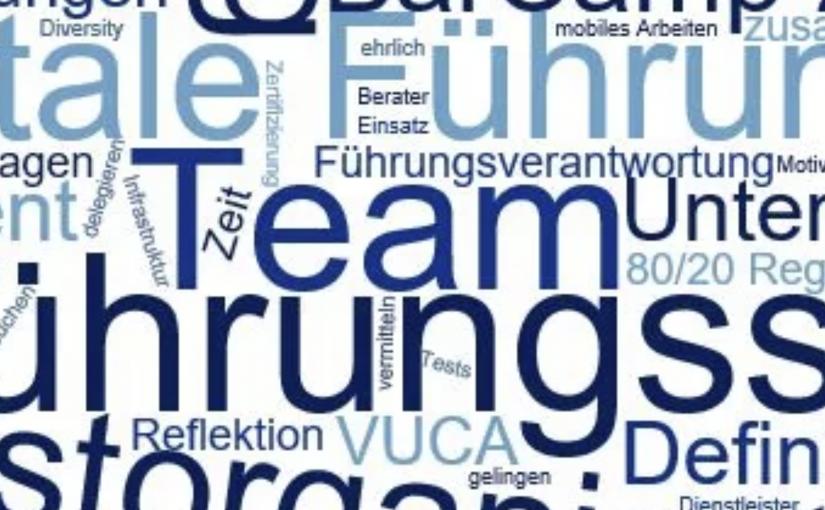 """Save the Date für das 4. BarCamp der GPM-Fachgruppe """"Führung im Projekt"""""""
